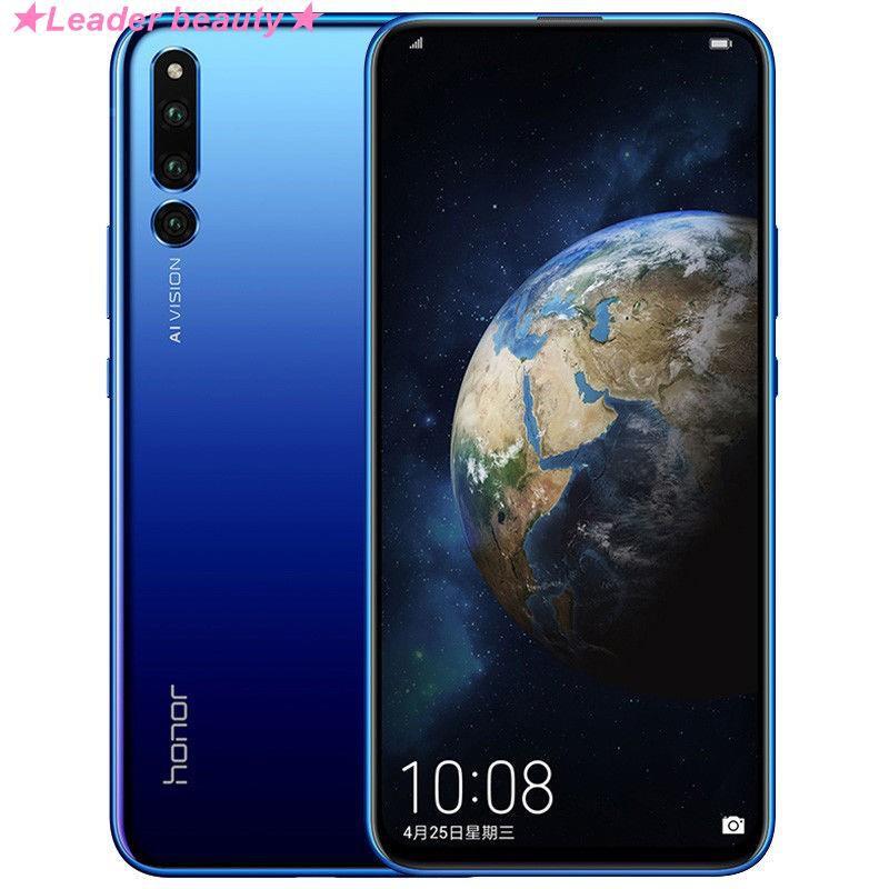 Lyhuawei Honor Magic 2 สมาร์ทโฟน Krin 980 6 . 69 นิ้วหน้าจอ Full Screen กล้องมองหลัง