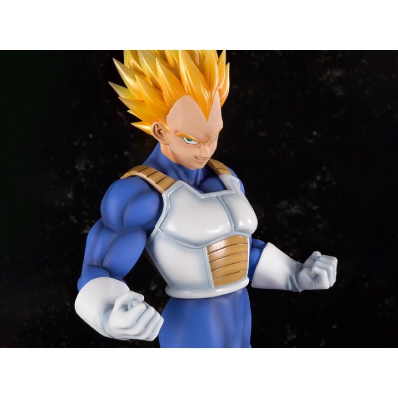 (ของแท้) Dragon Ball Z Figuarts FZ ZERO EX Super Saiyan Vegeta Dragonball Figure Model BANDAI โมเดล ฟิกเกอร์ เบจิต้า