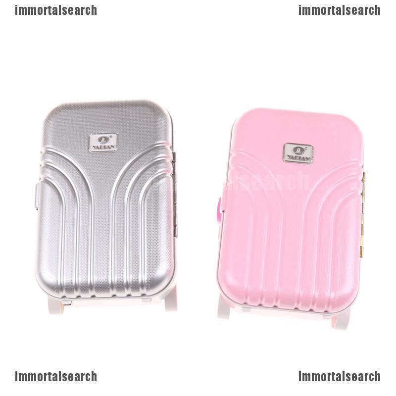 [YIMM] กระเป๋าเดินทางขนาด 18 นิ้วสำหรับตุ๊กตา American EX