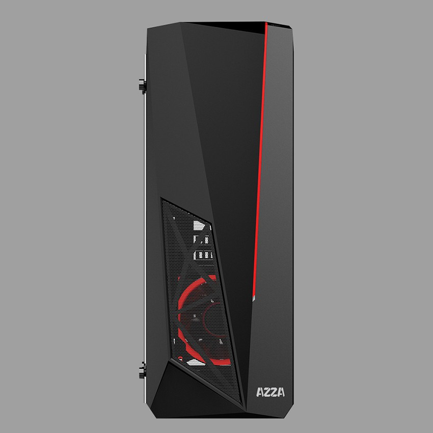 AZZA Thor 320 Mid Tower Tempered Glass RGB Gaming Case