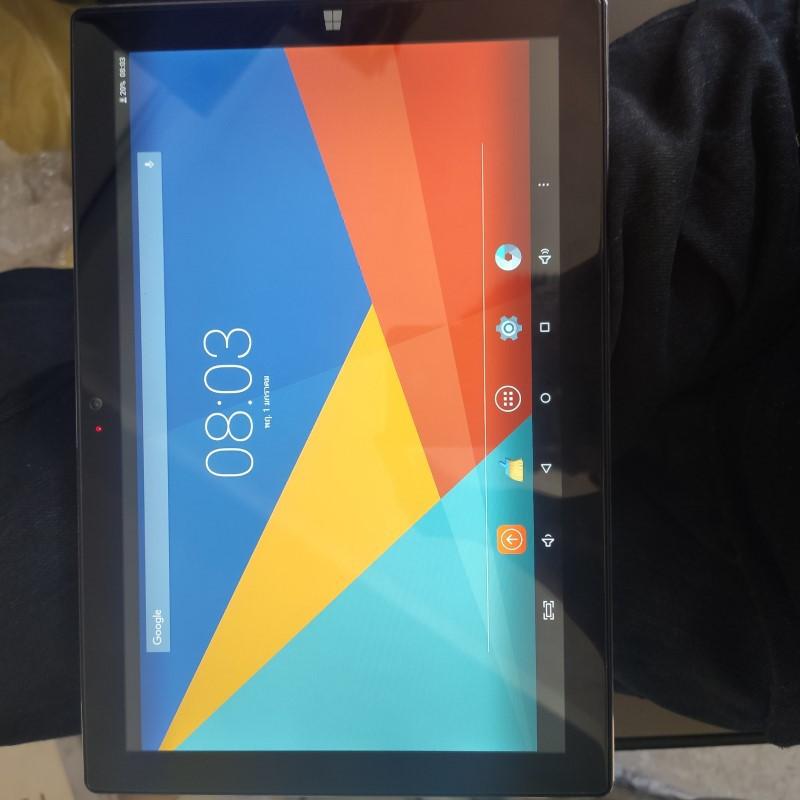 (สินค้ามือ 2) แท็บเล็ตมือสองสภาพดี Android/windows Tablet Teclast tBook10 สีทอง แท็บเล็ต ราคาถูก