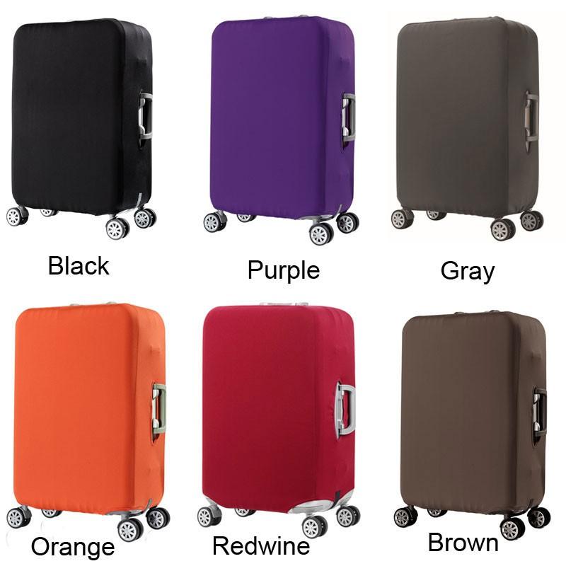 ผ้าคลุมกระเป๋าเดินทางกันฝุ่นขนาด 18-32 นิ้ว