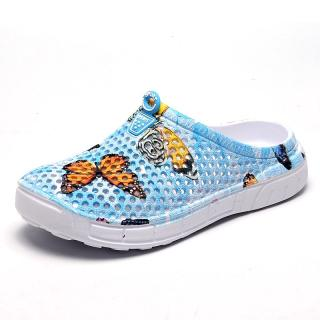 NEW  ladies colorful waterproof beach// shower  shoe slip-on sandals