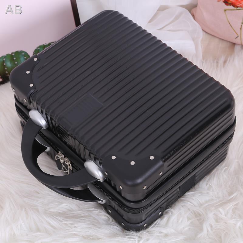 กระเป๋าเดินทาง , กระเป๋าเดินทางใบเล็ก, เคสเครื่องสำอางน่ารัก 14 นิ้วขนาดเล็กและเบากระเป๋าเดินทาง 16 นิ้วกระเป๋าเก็บมินิ