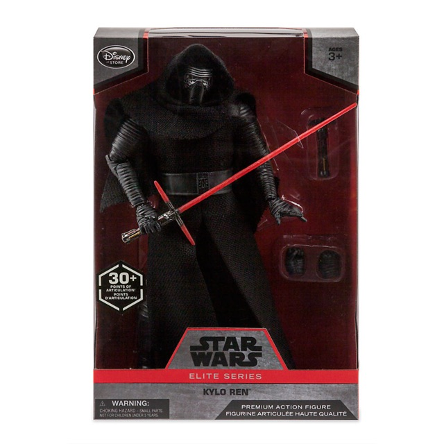 Star Wars Elite Series Kylo Ren Premium Action Figure 12/'/'
