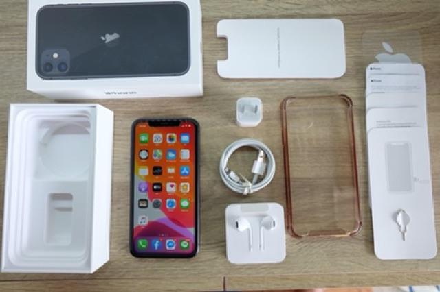 ส่งฟรีApple iphone X 64gbเครื่องนอก แถมฟิร์ม+เคสใส โทรศัพท์มือถือ Apple Iphone มือสอง