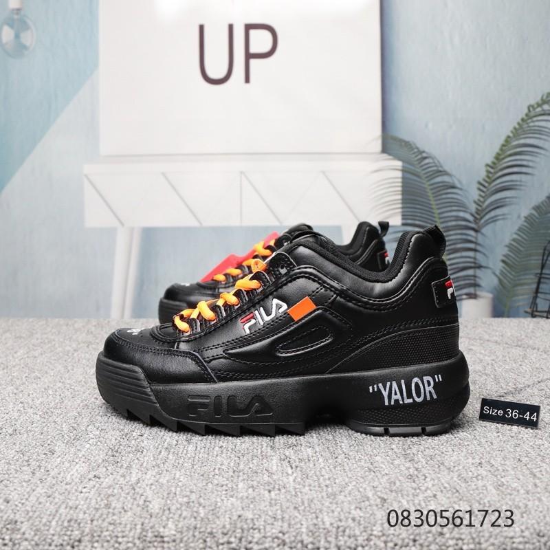 Fila DISRUPTOR 2 98 รองเท้าวิ่งรองเท้ากีฬา