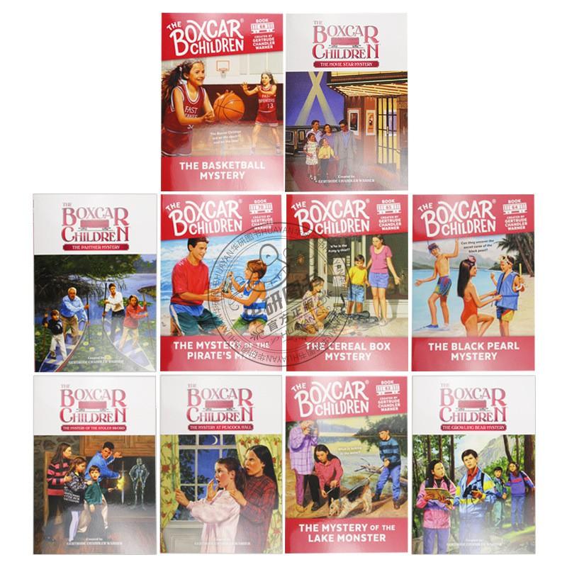 Hot Books Boxcar 61-70 หนังสือภาษาอังกฤษ