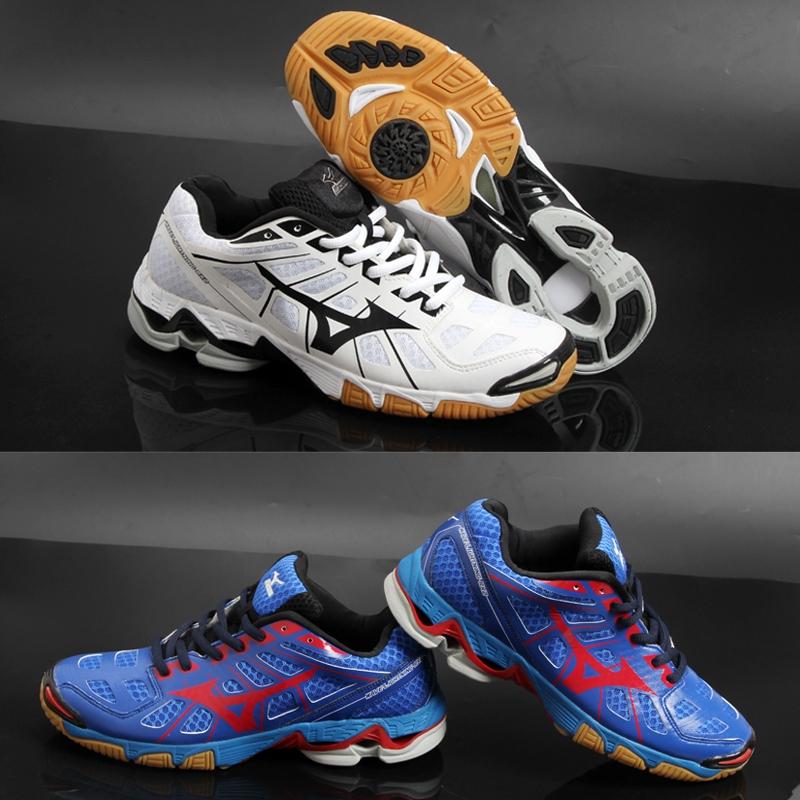 mizuno วอลเลย์บอลรองเท้าผู้ชายรองเท้าฝึกอบรมระดับมืออาชีพ