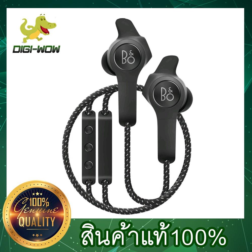 B&O Beoplay E6 Wireless In-Ear Headphones (Black)
