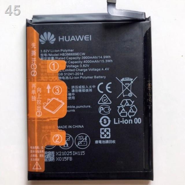 hot♀แบตแท้ HUAWEI หลายรุ่น แบตhuaweiy92019 แบตy92019 แบตหัวเหว่ยy92019 แบตเตอรี่huaweiy92019 แบตnova3i แบตhuaweinova2i y