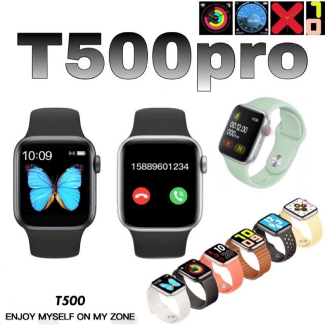 ใหม่ล่าสุด 2020 smart watch T500pro