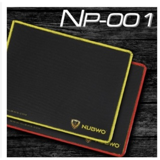 Review NUBWO NP-001  Mouse Pad
