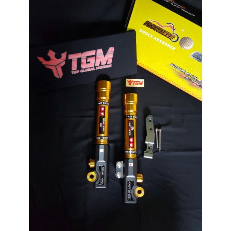 Fastbike Mio / J / 125 / Gt / Fino ท่อโช๊คอัพด้านหน้า (caliper 4 Piston)