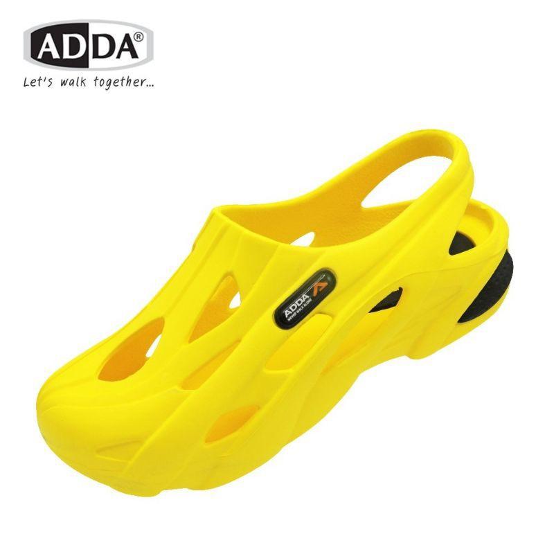 รองเท้ารัดส้น รองเท้าแตะ รองเท้าชาย รองเท้าคัชชูผู้ชาย รองเท้ารัดส้นผู้ชาย Adda.Play.รองเท้ารัดส้น.รองเท้าดำน้ำทหาร รอ