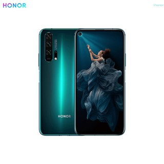 ☀ HONOR 20 PRO Smartphone 8GB+256GB Octa-Core Kirin 980 Magic UI 2.1.0(compatible with Android 9.0) 4000mAh 22.5W SuperCharge 6.26-Inches 2340p×1080p Display 32MP+48MP AI Quad Camera Side-Mounted Fingerprint Sensor Cell Phone with Dual SIM Slots