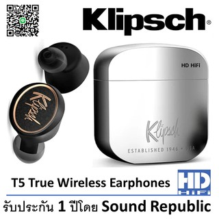 Klipsch T5 TrueWireless