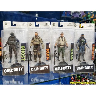 Review [1/12] McFarlane Call of Duty Series 1 6-Inch Action Figure (Set 4 Figures)