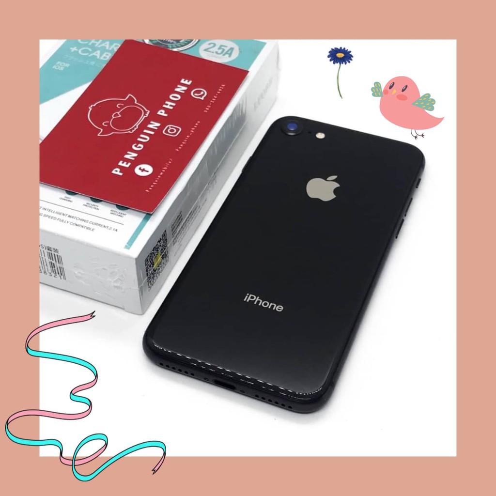 iPhone 8 64GB สี Space Gray มือสอง สภาพ 95% [ไอโฟนมือสอง iPhoneมือสอง ไอโฟนมือ2 ไอโฟนราคาถูก โทรศัพท์มือสอง มือสอง]