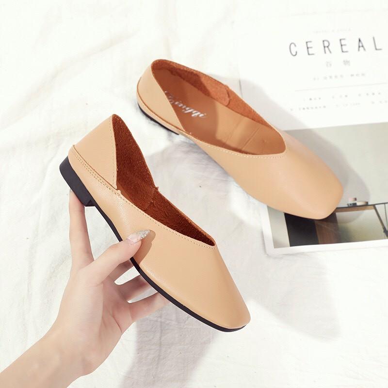 Best SALEรองเท้าผู้หญิงรองเท้าคัชชู รองเท้าใส่ทำงาน รองเท้าคัชชูผู้หญิงรองเท้าแฟชั่น