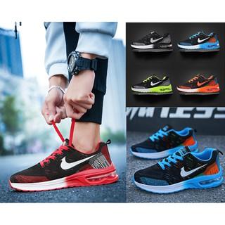 ❤❤❤ฤดูใบไม้ร่วงรองเท้าผู้ชายใหม่แฟชั่นคู่ทำงานรองเท้าชายรองเท้ากีฬาลำลองรองเท้า breathable รองเท้าของผู้หญิง38-45