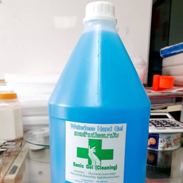 เจลล้างมือแอลกอฮอล์  70%