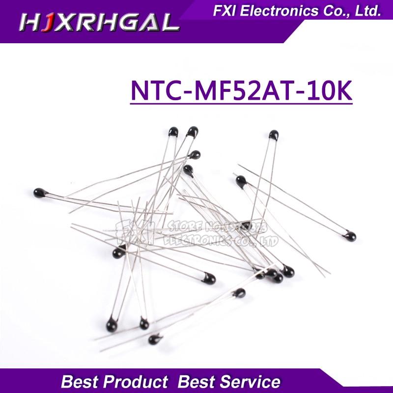 3950 ±1/% 50Pcs NTC Thermistor Resistor NTC-MF52AT 5K OHM  ±5/% B