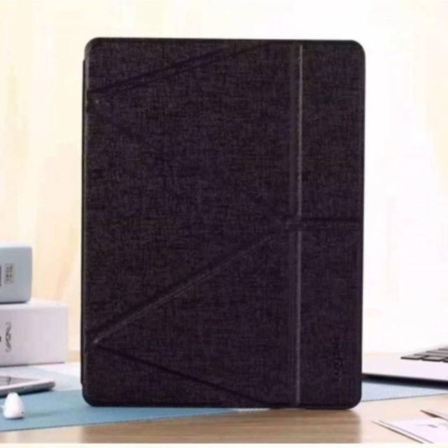 ☊👜2021.❤️เคสไอแพดโปร มีที่เก็บปากกา (Apple Pencil) Logfer แท้ รุ่น iPad Pro 11 2020  iPad 10.5/Air3  iPad 10.2 Gen7  iPa