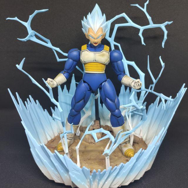 BANDAI Figure Rise Dragon Ball - Vegeta custom paint