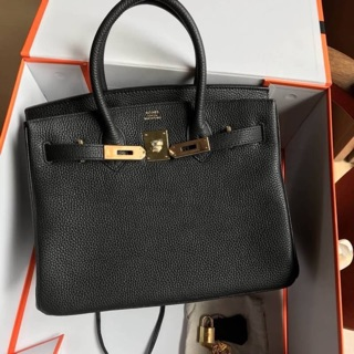 Review Hermes Birkin 30 Hiend 1:1 หนังแท้‼️