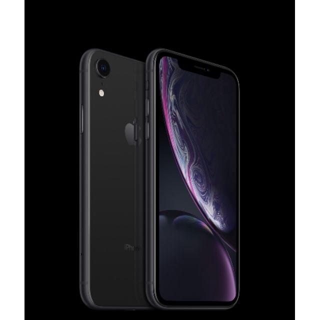 Apple iPhone XR  สีดำ   อุปกรณ์ครบชุด   มือสอง/ มือ2