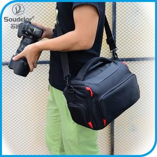 (3.3)Camera Bag กระเป๋ากล้อง for SLR / DSLR หรือ กล้อง ถ่ายวีดีโอ for NIKON 7000D 7100D หรือ Canon EOS 70D 1506