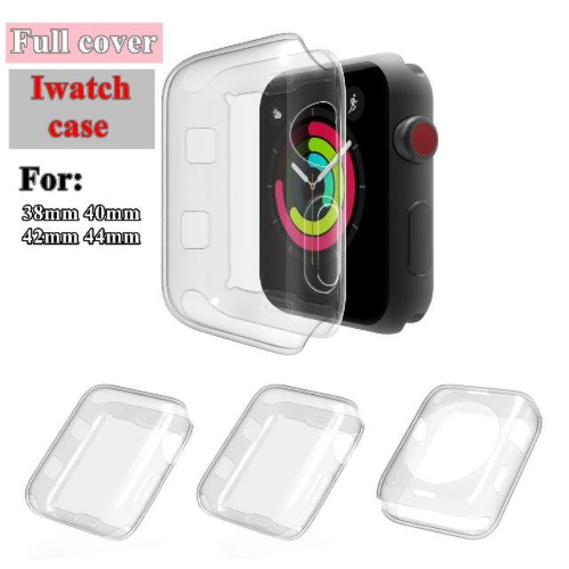 Apple Watch Case1 2 3 4   เคสใส38mm 40mm 42mm 44mm