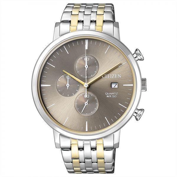 Citizen Watch for Men Stainless Steel  Silver AN3614-54X