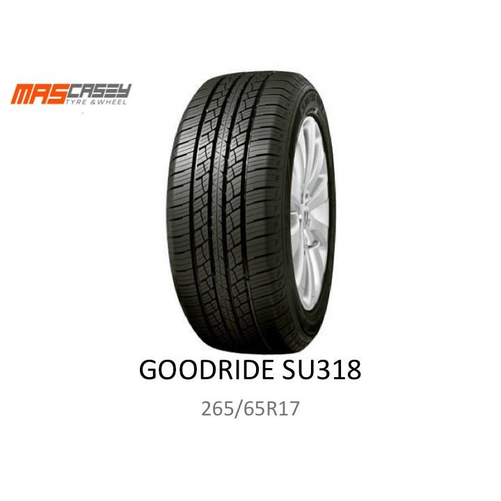 ยางรถยนต์ GOODRIDE SU318 265/65R17