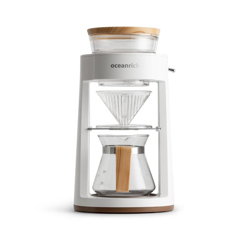 เครื่องทำกาแฟOceanrich / Ou Xinliqi เครื่องชงกาแฟอัตโนมัติบ้านหยดมือหม้อกาแฟอเมริกันสกัดกาแฟ