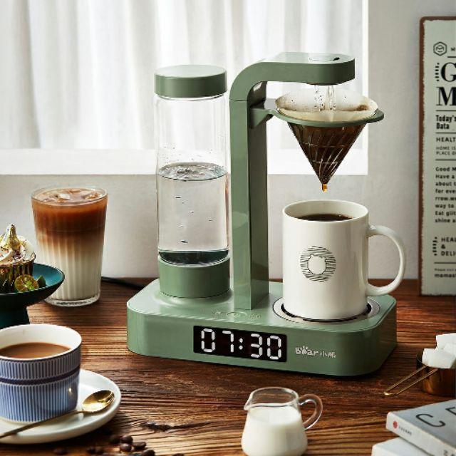 Bear KFJ-A05F1coffee maker เครื่องชงกาแฟ เครื่องชงกาแฟเอสเพรสโซ เครื่องทำกาแฟขนาดเล็ก เครื่องทำกาแฟกึ่งอัตโนมติ