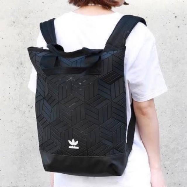 กระเป๋าเป้ adidas กระเป๋า ADIDAS 3D ROLL TOP BACKPACK ของแท้ รุ่นใหม่ล่าสุด