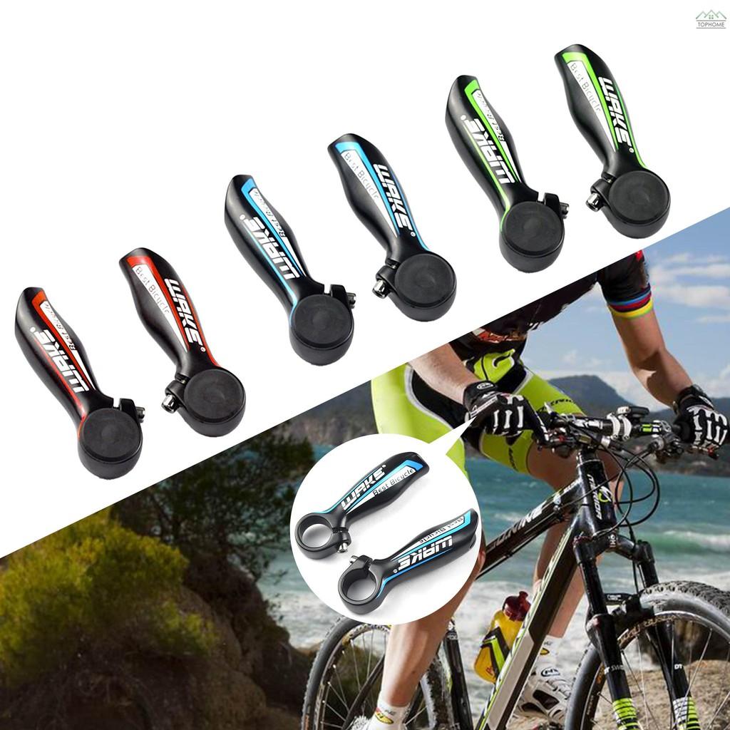2pcs Road Mountain Bike Biycle MTB Bar End Aluminum Alloy Bike Handlebar Ends