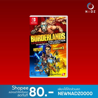 Nintendo Switch : Borderlands Legendary Collection | English | USA