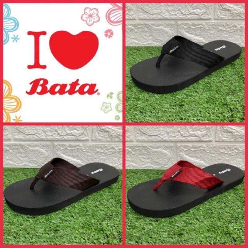 BATA รองเท้าสลิปเปอร์ หูหนีบ