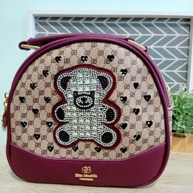 กระเป๋าแบรนด์ Blue blossom *มือ 2 สภาพ 99%พร้อมส่ง*