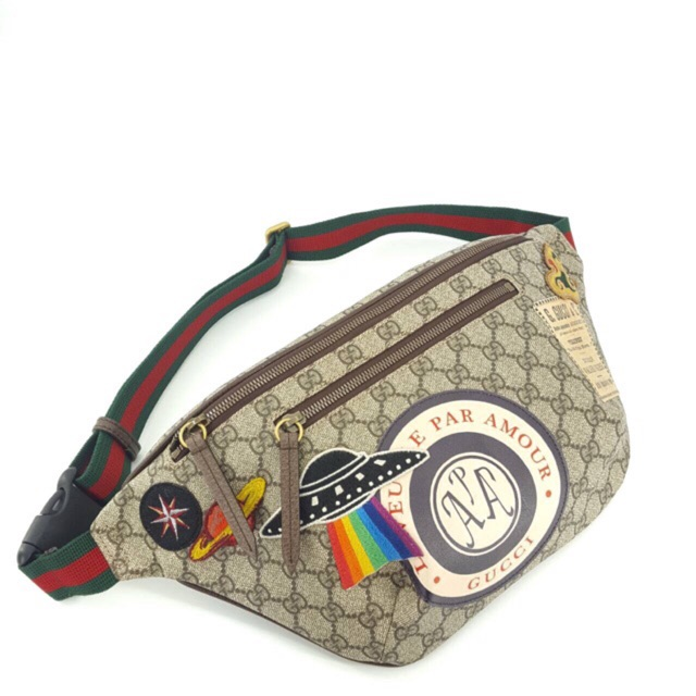 New Gucci Belt bag UFO