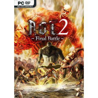 game PC เกมส์คอม Attack on Titan 2 แฟรชไดรฟ์