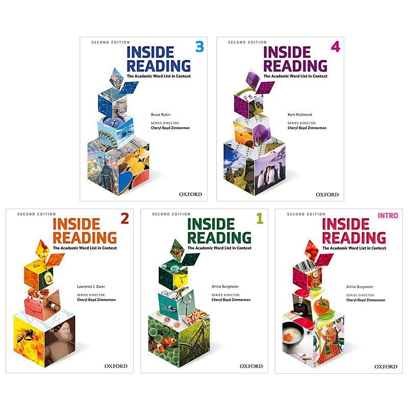 หนังสือภาษาอังกฤษ Oxford 5 Books