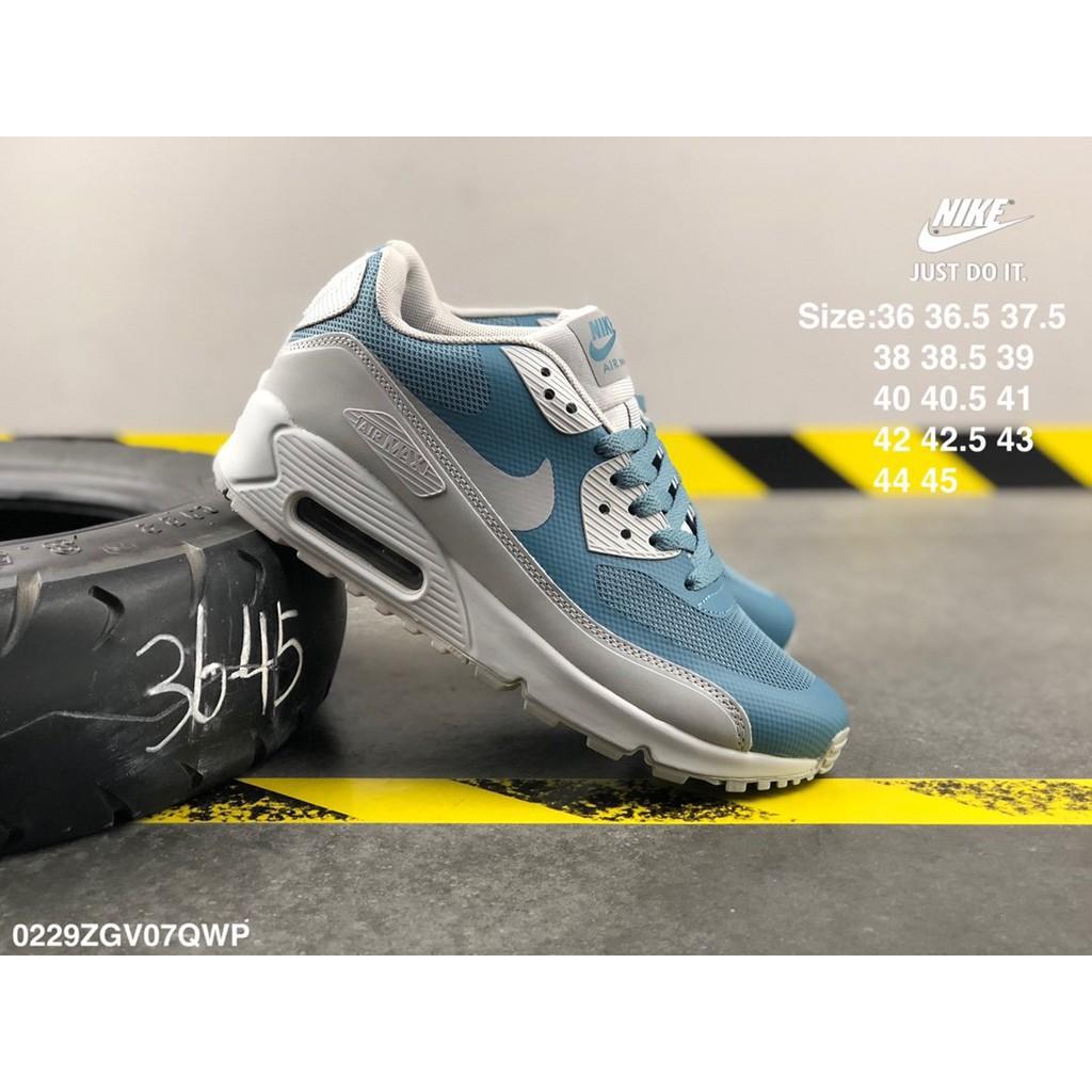 ไนกี้ NIKE AIR MAX 90 OG กีฬารองเท้าลำลองรองเท้าวิ่งออกกำลังกายรองเท้าคู่ จำกัด ของแท้สะดวกสบาย