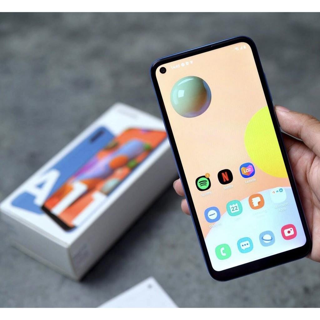 Samsung A11 สมาร์ทโฟน