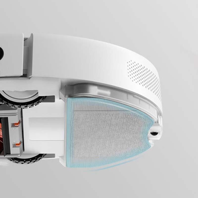 โรบอท หุ่นยนต์ดูดฝุ่น Mi Robot Vacuum-Mop Essential หุ่นยนต์ทำความสะอาด 2in1 อัจฉริยะ **ของแท้**