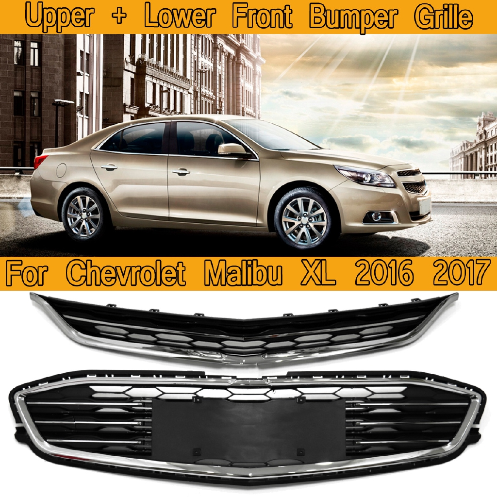 Front Bumper Lower Grille with Fog Lights Hole Right For AUDI Q7 2006-2009