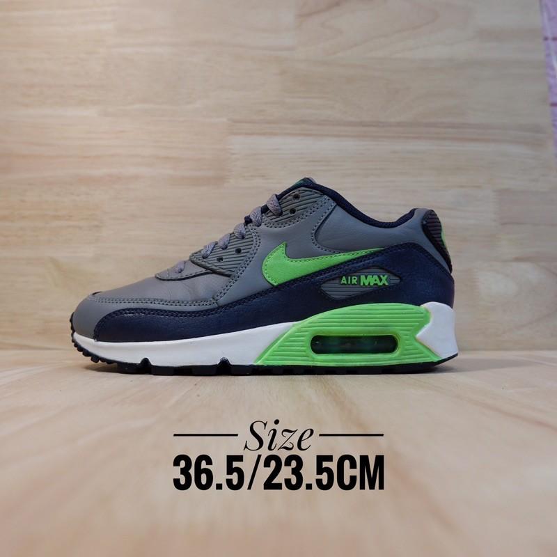 รองเท้ามือสองของแท้ size : 37 Nike air max 90 LTR (GS)